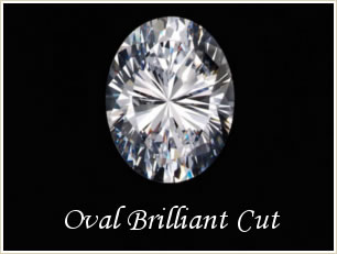 Oval Brilliant Cut